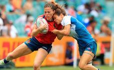 María Ribera se nutre de las propiedades del rugby kiwi