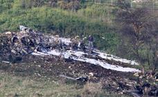 Cae un avión israelí en una operación militar contra objetivos iraníes en Siria