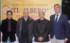 La Peña Taurina 'El Albero' conmemora este año el 25 aniversario de su fundación
