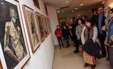 El Luis de Morales de Badajoz expone las copias de pintores locales sobre grandes obras