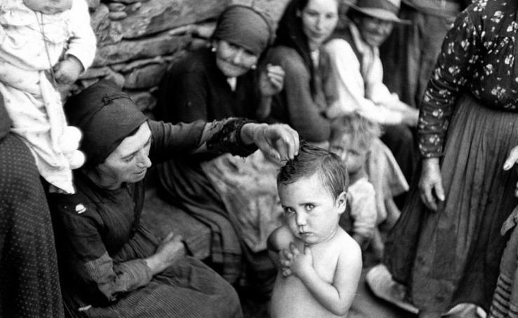 Retrato de España en los años 50