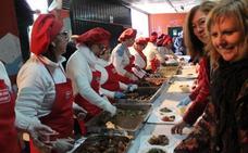 Arroyo de la Luz repartirá 1.200 raciones de coles con buche este domingo