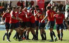 España vence a Rumanía y acaricia el Mundial
