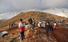 Confusión sobre el hallazgo de los restos del avión siniestrado en Irán