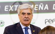 La Federación Extremeña de Fútbol no tiene constancia de arrestos ni registros en clubes