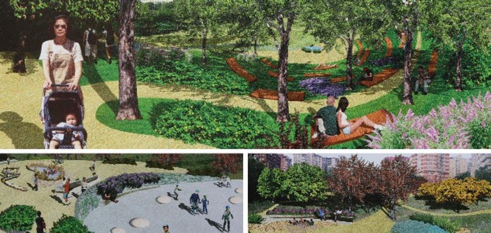 La ampliación del Parque del Príncipe se prevé para antes del verano
