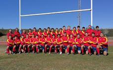 Las selección masculina sub18 de rugby se concentra en Cáceres