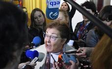 Helga de Alvear: «Supongo que alguien no quiere tener jaleo con Cataluña»