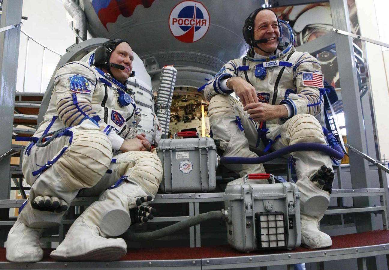Misión espacial en Star City