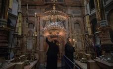 Cierran indefinidamente la iglesia del Santo Sepulcro de Jerusalén en protesta contra Israel