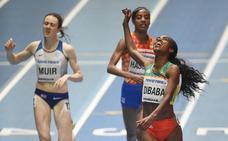 Rusia salta a lo más alto pese al veto de la IAAF