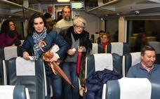 El Talgo Madrid-Extremadura regresa a la región ocho años después