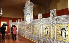 La Soledad ve un «expolio» en el traslado de la azulejería de Santo Domingo al Museo Catedralicio