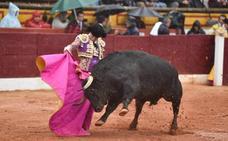 Padilla sale a hombros en Olivenza, pero Garrido hace lo importante