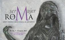 El Museo Romano de Mérida acoge esta semana 'Ser mujer en Roma'