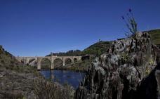La redacción del proyecto del nuevo puente de Alcántara, adjudicada por 192.000 euros