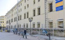 Gallardo saca a concurso las obras del Hospital Provincial sin esperar la decisión del Ayuntamiento