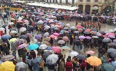 Miles de personas claman por la igualdad en Cáceres