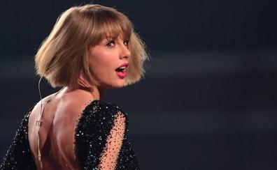 Taylor Swift, la artista más escuchada en Spotify