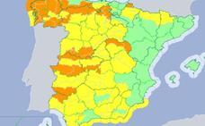 Gisele llegará a Extremadura con rachas de viento que superarán los 110 km/h