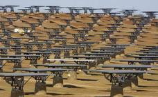Iberdrola desembarca en la macroplanta fotovoltaica de Usagre-Hinojosa