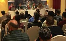 Éxito de la jornada nacional de zorzaleros celebrada en Badajoz