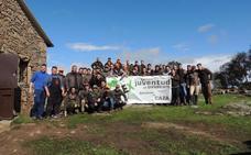 Miajadas acoge el encuentro de 100 jóvenes cazadores organizado por JOCAEX
