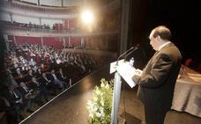 García-Plata reconoce en su pregón a los cofrades anónimos