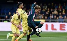 El Atlético se confía y termina dando su último adiós a la Liga