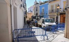 La Hermandad de La Soledad de Badajoz no subirá a la plaza Alta el Viernes Santo