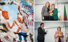 La Fiesta del Cerezo en Flor arranca en Cabrero con la entrega sus premios