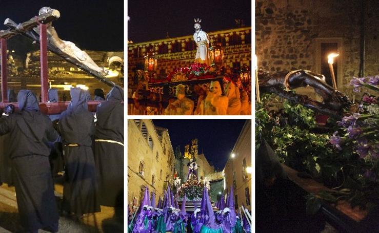 ¿Cuánto sabes de la Semana Santa en Extremadura?