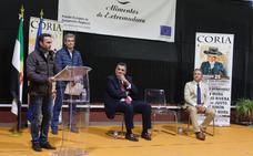 Antonio Ferrera pide al alcalde una plaza de toros en la ciudad con el nombre de Victorino Martín