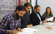 IU acuerda con el PSOE que se abstendrá para permitir la aprobación del presupuesto de 2018