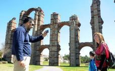 Los monumentos de Mérida y el Museo Romano amplían sus horarios