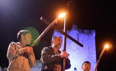 Hoy procesiona el Vía Crucis de Cáritas en Coria
