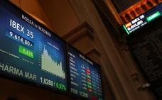 El Ibex-35 cierra el trimestre con una caída del 4,4%