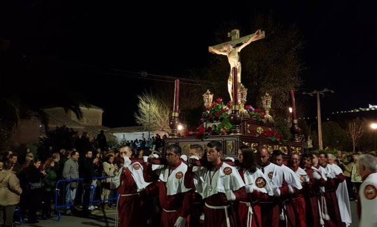 Procesiones del Jueves Santo en Cáceres