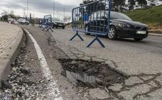 El Ayuntamiento de Badajoz y la Junta buscan un acuerdo para reparar Circunvalación