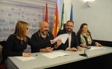 El equipo de gobierno de Mérida se compromete a revisar y mejorar la red de bus urbano