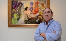 Badajoz nombra hijo predilecto a Juan Valdés, pintor afincado en Sevilla