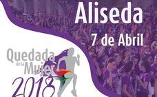 Aliseda, primera Quedada previa a la Carrera de la Mujer de Arroyo