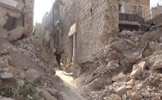 Parkour entre ruinas
