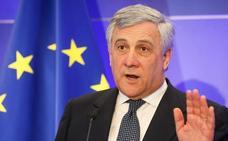 Antonio Tajani, premio Carlos V