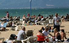 España recibe 8,3 millones de turistas hasta febrero, un 3,9% más