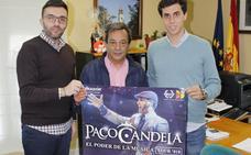 Paco Candela actuará en Valdivia el domingo 13