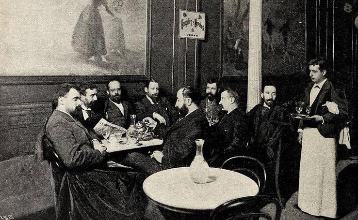 La visita a Cáceres, en 1887, del calentorro Sinesio
