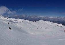 Sierra Nevada, el invierno sin fin