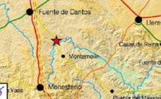 Registrado un pequeño temblor entre Monesterio y Fuente de Cantos esta mañana
