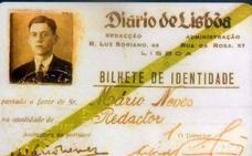 Homenaje al periodista portugués que narró la toma de Badajoz en 1936